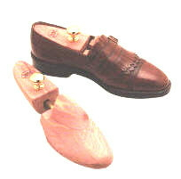 5 Pair New Rochester Woodard Men/'s Shoe Trees XLarge FREE Personalized Engraving