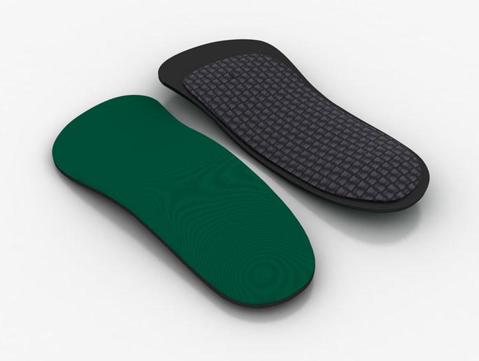Spenco Ultra Lite ultra soft comfort insoles blue uk 5-6 eu 38-40 NEW IN BOX