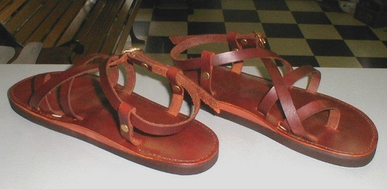 Larry S Custom Sandals